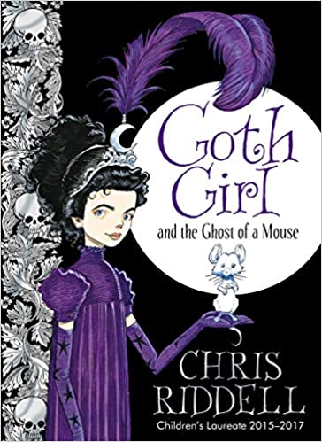 Image result for goth girl chris riddell