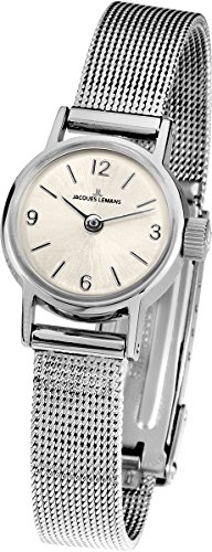 Jacques Lemans Nostalgie N-205C Ladies Metal Bracelet Watch