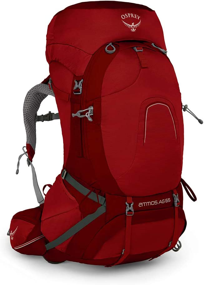 Osprey Mens Atmos AG 65 Backpack