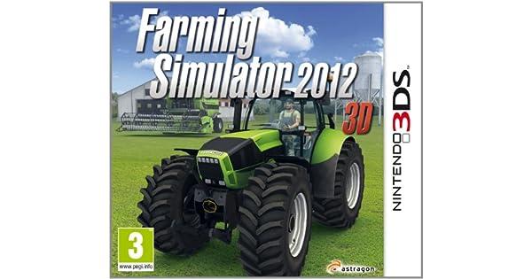 Farming Simulator 2012 (Nintendo 3DS) [Importación inglesa ...