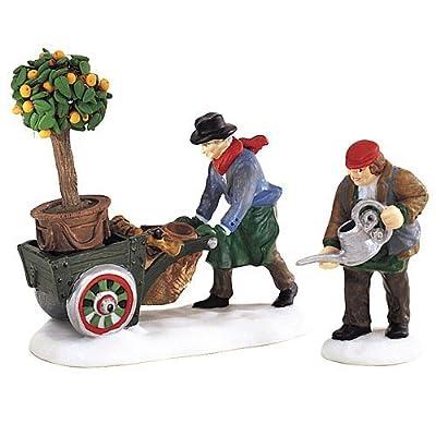 "Department 56 Dickens' Village ""Master Gardeners"" (Set of 2)"