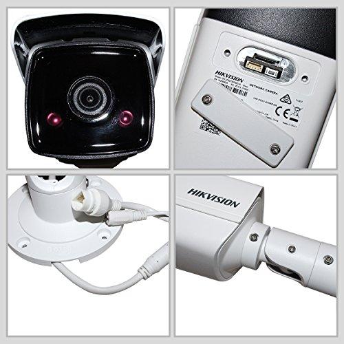 HIKVISION 5MP H 265+ EXIR Network Bullet Camera - DS-2CD2T55FWD-I5 4mm