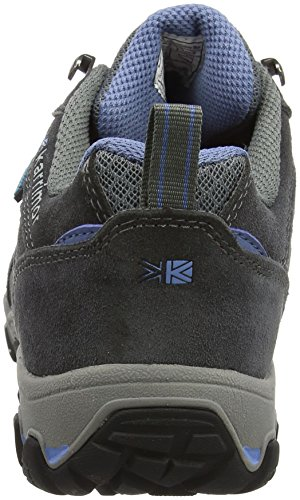 Basses Gris Grey Weathertite Randonnée Femme 5 de Ladies Low Bodmin Karrimor Chaussures wvI8Pxzq