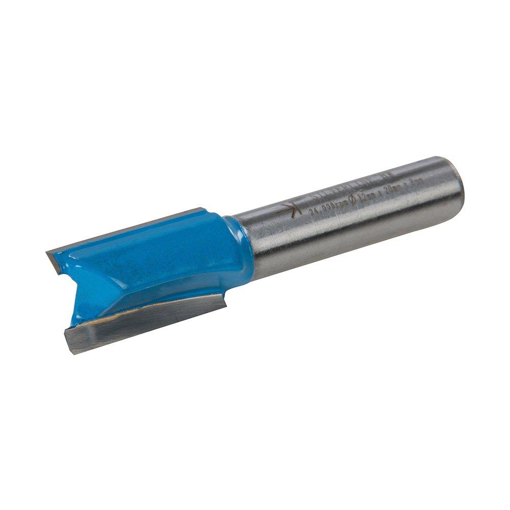 /5/x 12/mm Silverline 248439/dritto metrica cutter/ 254087