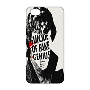 Evil-Store Suicide of fake genius 3D Phone Case for iPhone 5s