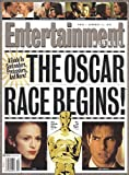 THE OSCAR RACE BEGINS! Madonna (Evita) l Tom Cruise (Jerry McGuire) - January 17, 1997 Entertainment Weekly