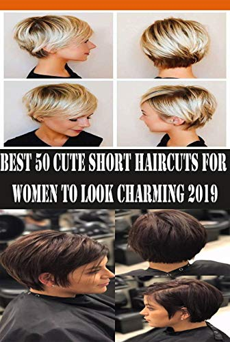 50 Cute Short Haircuts for Women to Look Charming: Bob Cut with Side Flicks