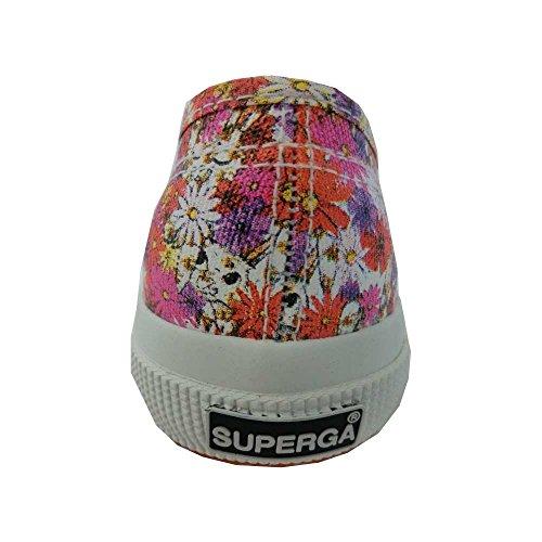 Le Superga - 2750-fantasy Cotu - Flowers Rubbit - 37