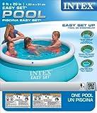 "Intex 6' x 20"" Easy Set Inflatable Swimming Pool"