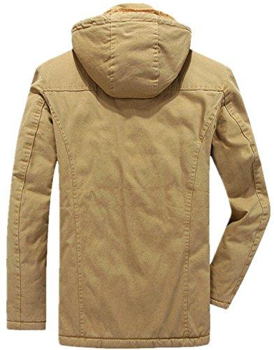 Outdoor Ws668 Amovible Cachemire Veste Détachable Jacket Qualite Bleu Militaire Cotton Poches Chaud Multi Mens Hiver Parka Winter Doublure Haute Homme Manteaux ZqwIfrZv