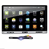 TOCADO Android 7.1 Quad Core Car Stereo with Backup Camera Double 2 Din Stereo Car Touch Screen Radio GPS Navigation Car DVD Player in-Dash DVD Receiver 7