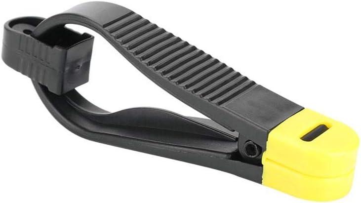 Alomejor Clip de d/éverrouillage Power-Grip Planer Clip de d/éverrouillage ABS Ligne Power Grip pour Planche de p/êche /à la tra/îne en Bateau