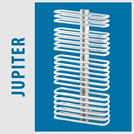 Estufa DE secado DE toallas DE baño JUPITER J-20/50 cm, 1200 x 500, color blanco: Amazon.es: Bricolaje y herramientas