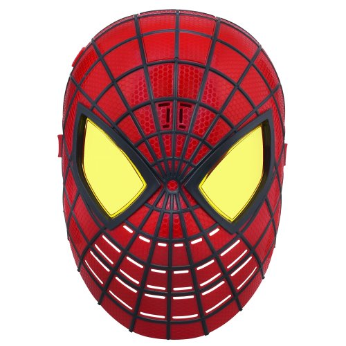 [The Amazing Spider-Man Hero FX Mask by Hasbro] (1980s Movie Character Costumes)