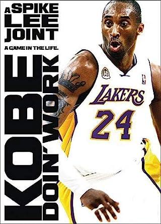 80422a77242 Amazon.com  Kobe Doin  Work  A Spike Lee Joint  Spike Lee  Movies   TV