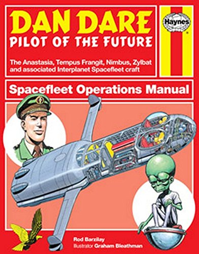 Dan Dare: Spacefleet Operations (Owners' Workshop Manual)