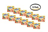 PACK OF 12 - Carnation Breakfast Essentials Drink Mix, Strawberry, 1.26 Oz, 10 Packets, 1 Count