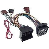 PARROT THB Adapter AUDI SEAT SKODA VW 40-pin BLUETOOTH ISO Kabel Anschlußkabel