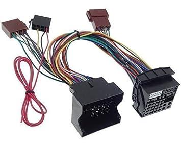 Parrot THB Adaptador Audi Seat Skoda VW de 40 Pin Bluetooth ISO Cable Cable de conexión: Amazon.es: Electrónica