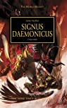 The Horus Heresy, Tome 21 : Signus Daemonicus : L'Ange tombe par Swallow
