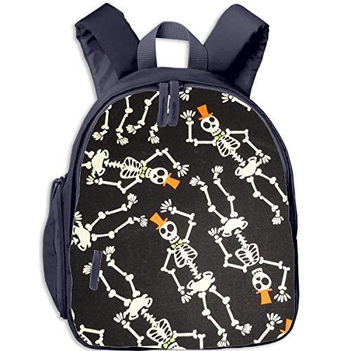 Trick Or Treat Halloween Backpack School Shoulder Daypack for Children -