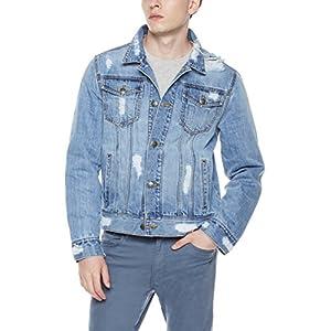 Quality Durables Co. Men's Regular-Fit Jean Jacket