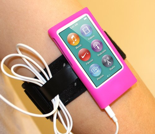 i-Blason Sport Armband and Silicone Case Combo for Apple iPo