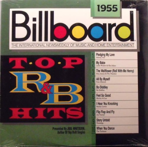 Billboard Top R&B Hits: 1955 [Vinyl] by Rhino / Wea