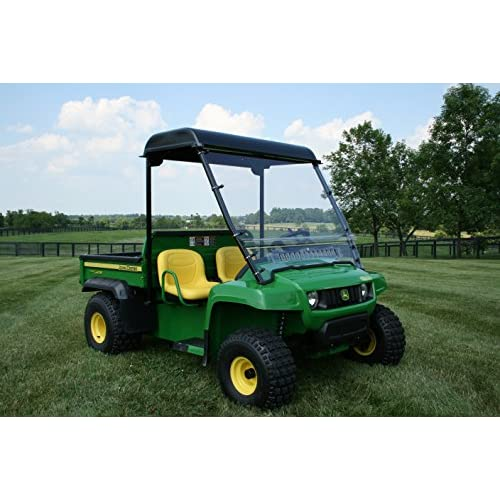 Cheap John Deere Gator 2005-2018 TS TX Frame/Canopy/Vented Windshield Package free shipping