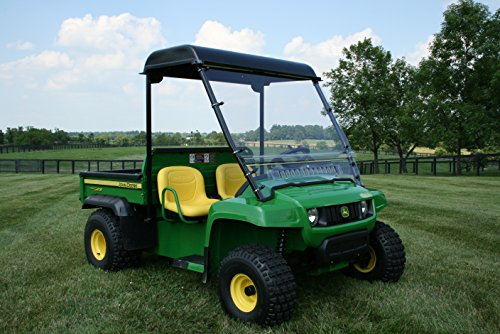 LV Manufacturing John Deere Gator 2005-2019 TS TX Frame/Canopy/Vented Windshield Package
