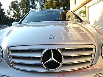 Glyco Insignia 00-07 Mercedes W203 en Cromo Plateado ...