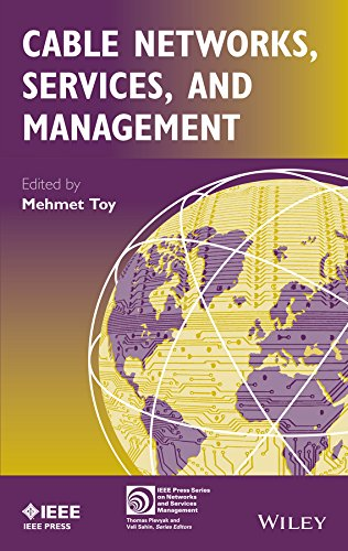 Series Radar Cable - Cable Networks, Services, and Management (IEEE Press Series on Networks and Service Management)
