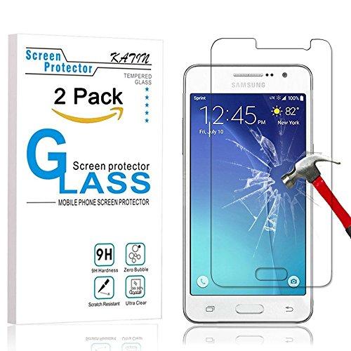 Cheap Screen Protectors Galaxy G530 Screen Protector - KATIN [2-Pack] Samsung Galaxy Grand Prime G530..