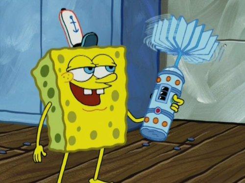 Squarepants Spongebob Series (All That Glitters/Wishing You Well)