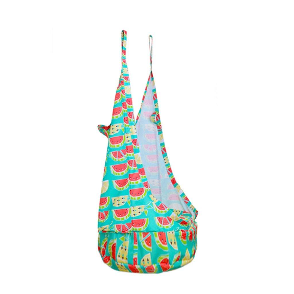 Creativo Bambini Amaca Mobili da Giardino Pod Altalena Sedia da Interno pensile da Esterno Seduta da Bambino Altalena Patio Portatile ( Colore   Multi-colored )