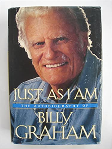 Billy graham just as i am book