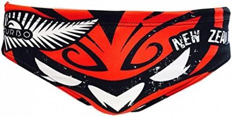 Turbo Bañador Trail Mask Hombre para Pelotas de Agua Natación ...