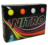 Nitro Crossfire Golf Balls