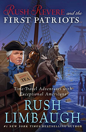 The Further Adventures of Rush Revere: Rush Revere and the Brave Pilgrims / Rush Revere and the First Patriots / Rush Revere and the American Revolution / Rush Revere and the Star-Spangled Banner by Threshold Editions (Image #4)