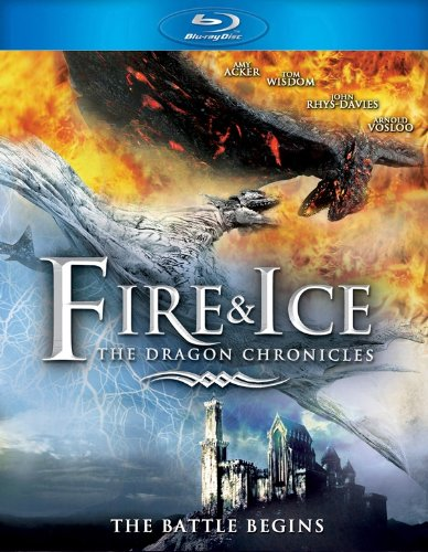 Fire & Ice - Dragon Chronicles [Blu-ray]