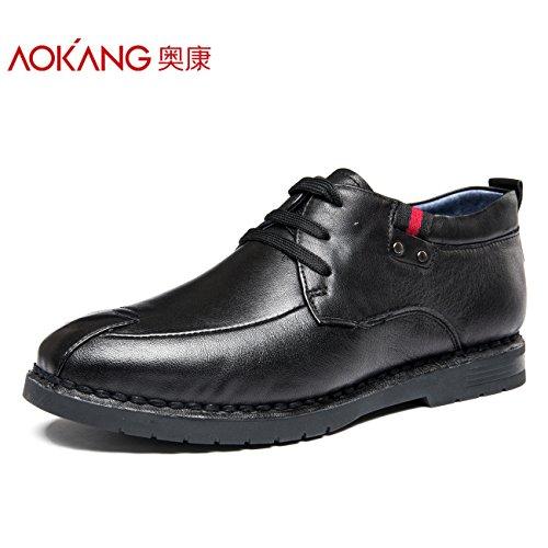 Ayuda alta aemember Scarpe Scarpe calda uomini casual di pratiche di cotone di scarpe, scarpe da uomo invernale, 44,161931152