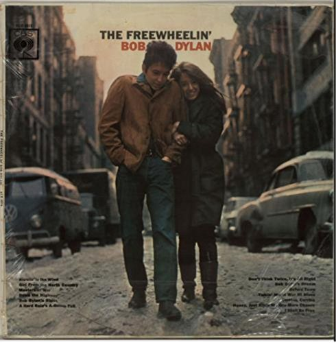 Price comparison product image Bob Dylan - The Freewheelin' Bob Dylan - CBS - SBPG 62193