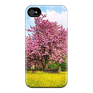 Favorcase Design High Quality Cherry Tree Hdtv 1080p Covers Cases With Excellent Style For Iphone 6