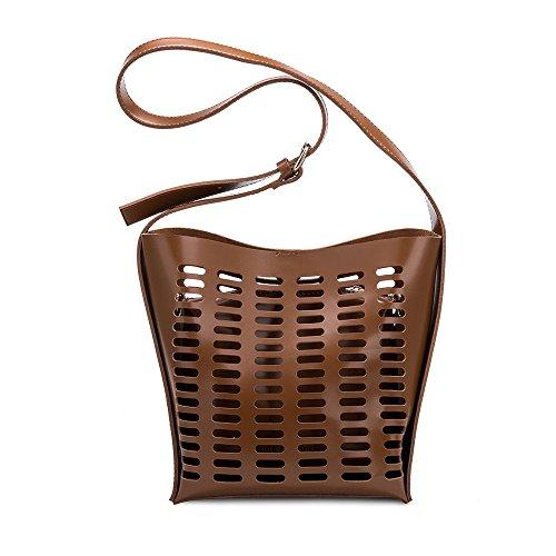 Melie Bianco Stylish Crossbody Strap Shoulder Bags For Women - Medium Shoulder Design - Luxury Vegan Leather ()