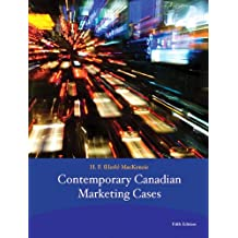Contemporary Canadian Marketing Cases (5th Edition)