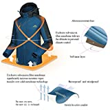 Waterproof Jacket Mens Raincoats-GIVBRO New Design