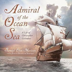 Admiral of the Ocean Sea Audiobook
