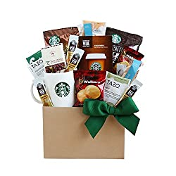 Starbucks Coffee and Tea Gift Box