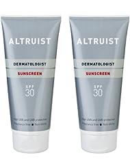 英亚:Altruist 防晒霜 SPF 30 – 高长波紫外线防护 ,现价:£8