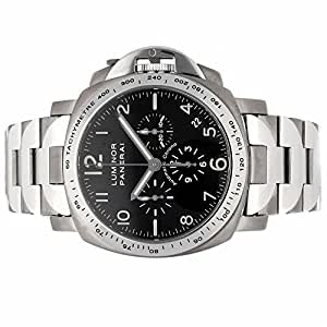 Panerai Luminor automatic-self-wind mens Watch PAM00072 (Certified Pre-owned)
